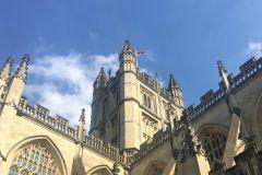 Bath: excursão a pé de 1,5 horas com guia turístico Blue Badge