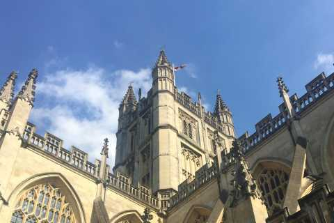 Bath: 1.5-Hour Walking Tour with Blue Badge Tourist Guide
