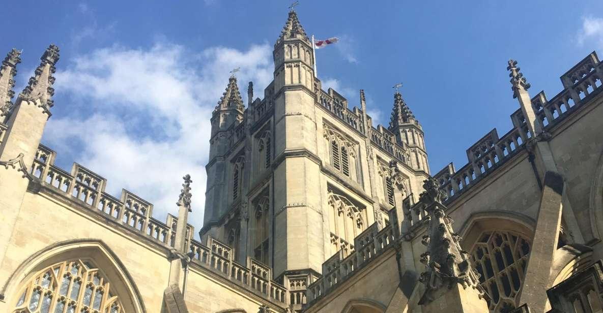 Bath: 1.5-Hour Walking Tour with Blue Badge Tourist Guide