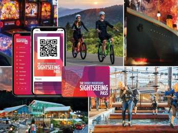 Smoky Mountains: Sightseeing Flex-Pass für 30 Attraktionen