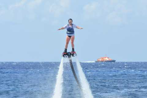 Cozumel: 20 or 30-Minute Flyboard Session