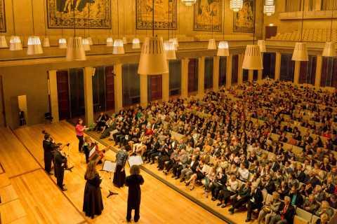 München Residenz: Masterconcert in de Herculeszaal