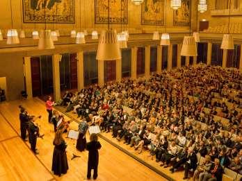 München: Meisterkonzert im Herkulessaal der Residenz