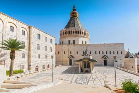 From Jerusalem: Galilee, Nazareth & Mount Tabor Tour
