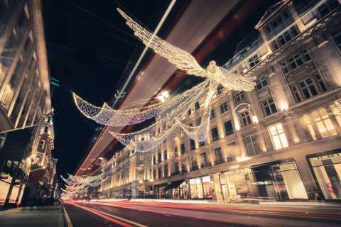 London: Christmas Lights Bus Tour
