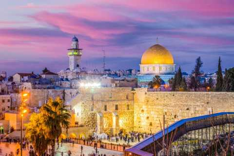 Holy Jerusalem Half-Day Tour From Jerusalem