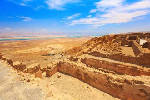 Jerusalem: Masada National Park and Dead Sea Excursion