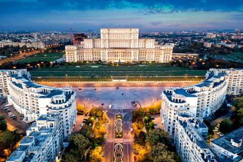 Bucharest: The Underdog of Europe Evening Sightseeing Tour