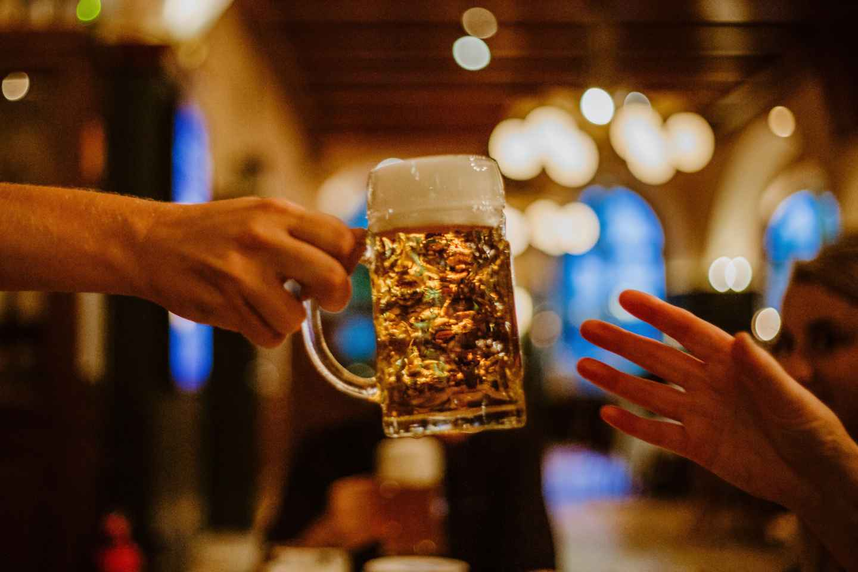 München: Ein Abend mit bayerischer Bier- und Esskultur