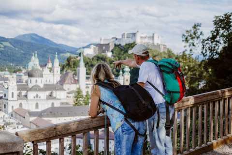 De Munique: Excursão de 1 Dia a Salzburgo de Trem
