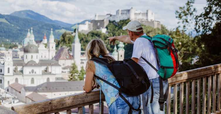 Salzburg Day Trip from Munich by Train