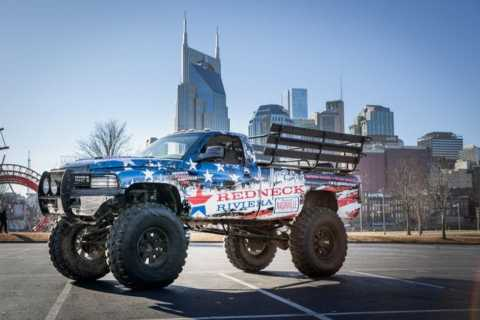 Nashville: Monster Truck Tour