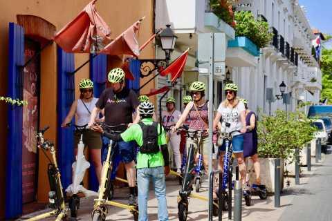 Santo Domingo: City Exploration Tour by Trikke