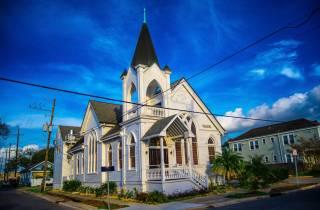 New Orleans: 2-stündiger Spukfriedhof und nächtliche Stadtrundfahrt