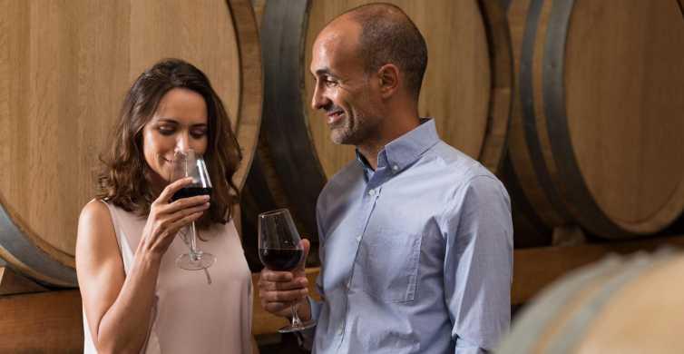San Francisco: Weinland-Ausflug mit Verkostungen