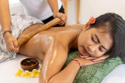 Ubud: Natural Bamboo Massage Treatment