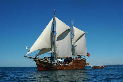 Portimão: crucero de la cueva del barco pirata