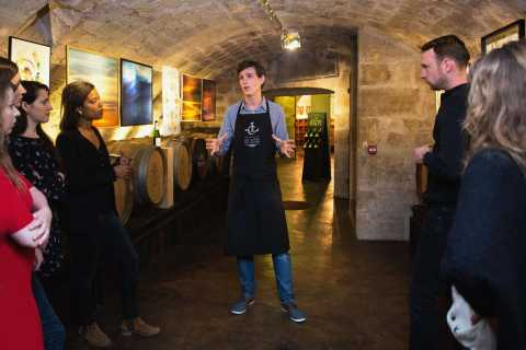 Paris: French Wine Experience with Wine Tasting