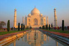 Agra: excursão particular de dia inteiro ao Taj Mahal e ao Forte de Agra