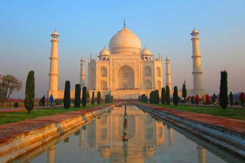 Agra: Private Full-Day Tour to Taj Mahal and Agra Fort