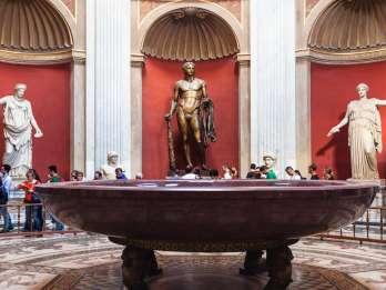 Vatikanische Museen und Petersdom Tour