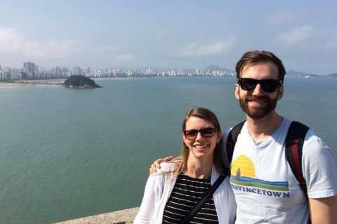 From São Paulo: Santos and Guarujá Private Full-Day Tour