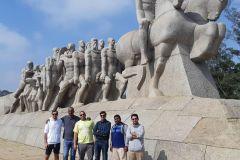 São Paulo: Excursão Guiada 1 Dia saindo do Porto de Santos