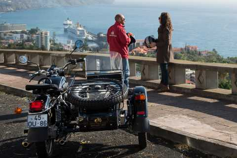 Funchal: Sightseeing Tour by Sidecar