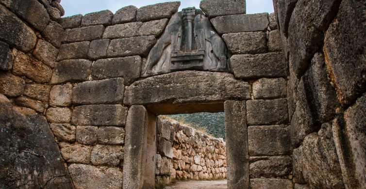 Mycenae and Epidaurus: Full-Day Tour from Athens
