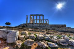 De Atenas: Excursão pelo Templo de Poseidon e Cabo Sunião