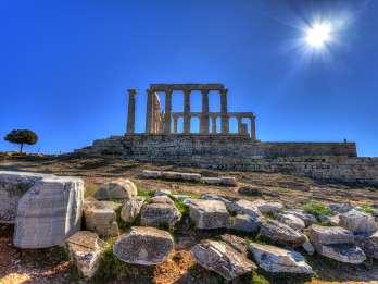 Ab Athen: Tour zum Poseidon-Tempel & Kap Sounion