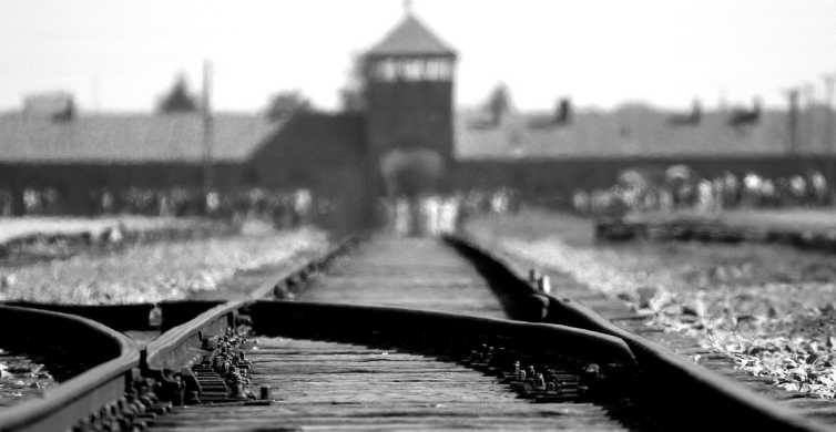 Desde Cracovia: entrada y traslado a Auschwitz Birkenau