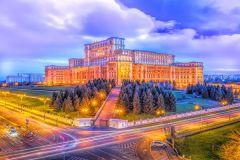 Bucareste: ingresso sem fila para o Palácio do Parlamento