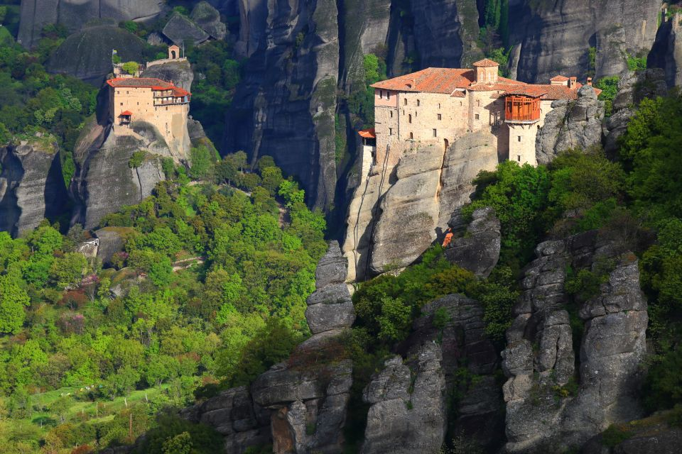 Meteora Tours From Athens