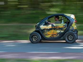 Lisse: Drive-it-Yourself-Geschichte und Castle Audio Tour