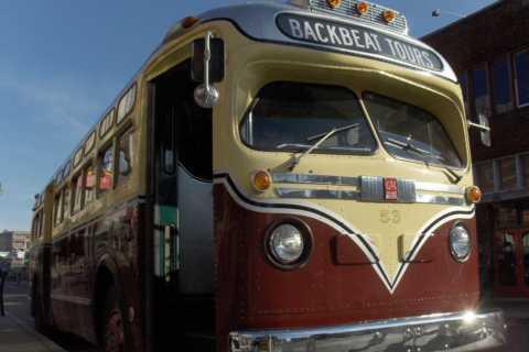 Memphis: City Discovery 3-Hour Bus Tour