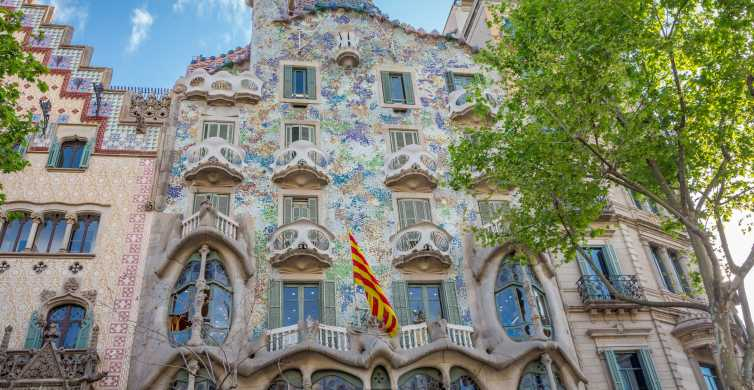 Barcelona: Private Skip-the-Line Casa Batlló Tour