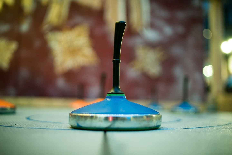 Stuttgart: Curling-Erlebnis