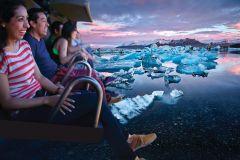 Reykjavik: Experiência no FlyOver Iceland