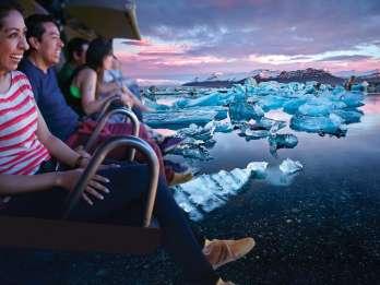 Reykjavik: Abenteuer FlyOver Iceland