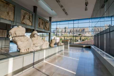 Athens: Acropolis Museum Tour with Skip-the-Line Entry