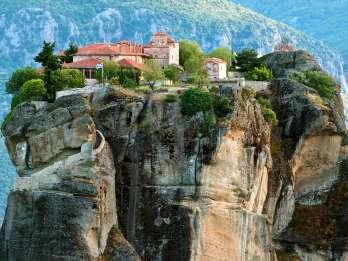 Ab Athen: 3-Tagestour nach Delphi und Meteora