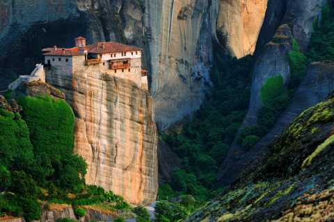 From Thessaloniki: Day Trip to Meteora