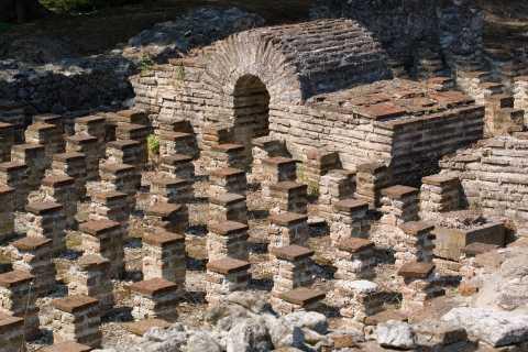 Ab Thessaloniki: Tagestour nach Dion und zum Olymp