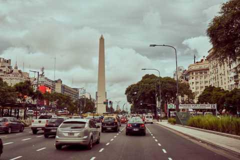 Buenos Aires: Excursão com Passeio de Barco Opcional
