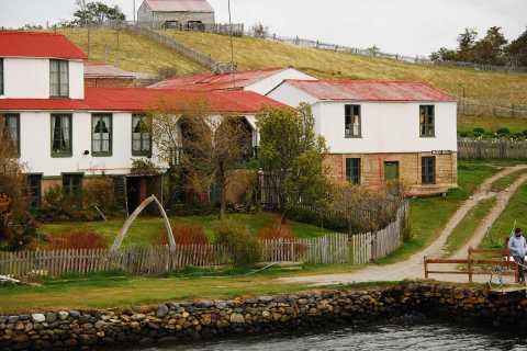 Ushuaia: Beagle Canal Navigation to Harberton Stay