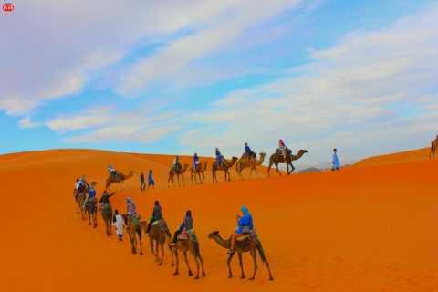 Van Marrakech: 2-daagse Desert Zagoura Tour