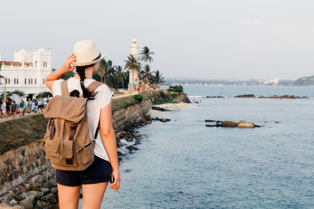 Galle Fort en vismassage van Colombo
