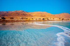 Excursão Privativa de Meio Dia ao Mar Morto saindo de Amã