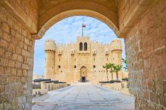 Do Cairo: Excursão Alexandria Histórica 1 Dia